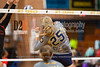 Mount Tabor Spartans vs Davie War Eagles Varsity Volleyball