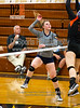 Mount Tabor Spartans vs Davie War Eagles Varsity Volleyball
