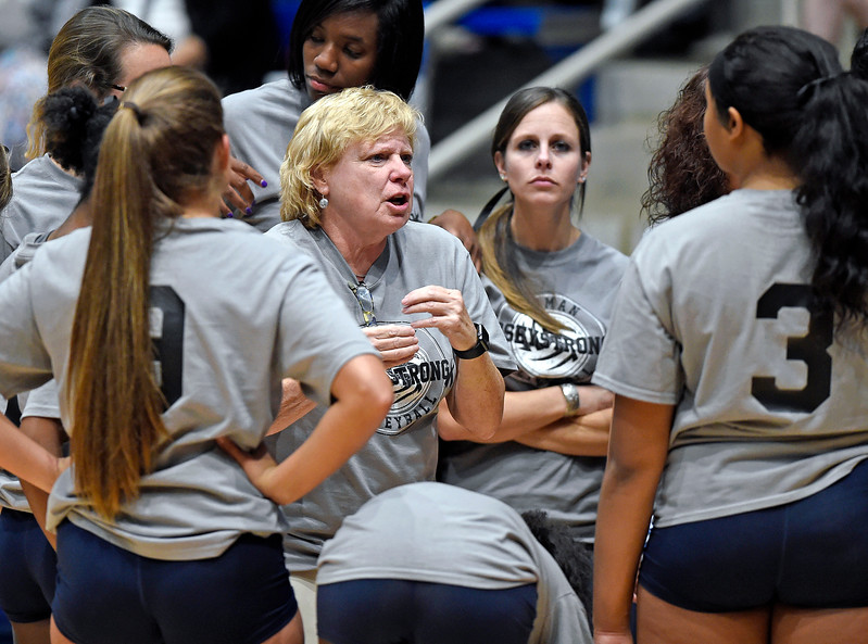 Spartanburg at Dorman Volleyball