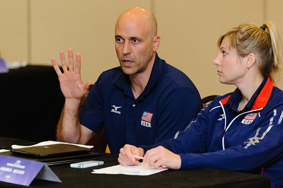 FIVB Men's Volleyball World League: Bulgaria vs USA 06.19.14