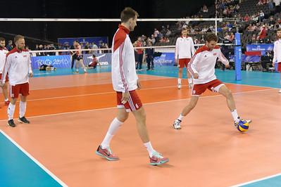 Poland at USA FIVB Men's Volleyball World League June 12, 2015