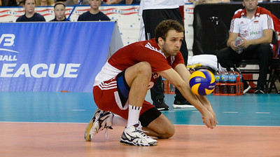 FIVB Men's Volleyball World League: Poland vs USA 06.13.15