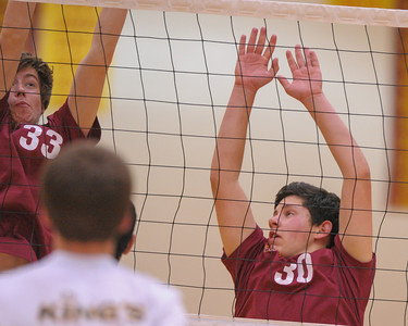 Menlo Atherton High School Boy's JV  Volleyball vs. University Preparatory Academy on May 5, 2015