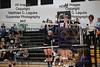HN's Alex Jackson (13) spikes the ball past Ada's Megan Light (11) and Aubrey Madison.
