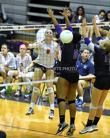 Volleyball: Briar Woods vs. Potomac Falls 10.27.16