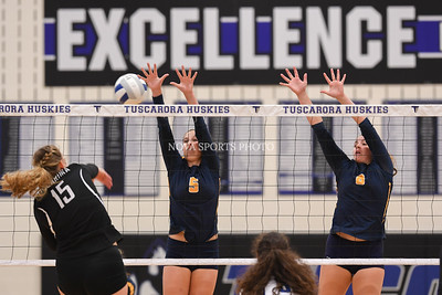 Volleyball: Loudoun County vs. Tuscarora 8.23.16