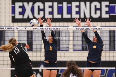 Volleyball: Loudoun County vs. Tuscarora 8.23.16