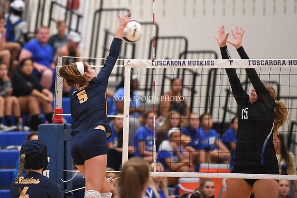 AW Volleyball Loudoun County vs Tuscarora-27
