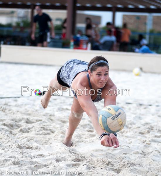 Black Hawks Beach Volleyball 2012