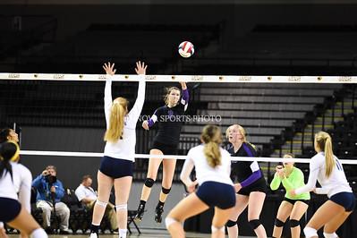 Volleyball: 2015 VHSL 5A State Championship, Potomac Falls vs. Stone Bridge 11.21.15