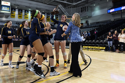 Volleyball: 2015 VHSL 4A State Championship, Loudoun County 11.21.15