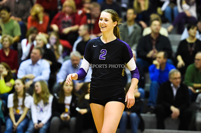 Volleyball: 2016 VHSL 5A State Semi-final, Mills Goodwin vs. Potomac Falls 11.17.15