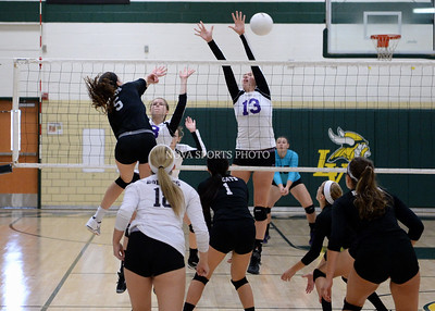 Volleyball: Battlefield vs. Potomac Falls 9.6.14