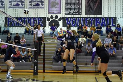 Volleyball: Briar Woods vs. Potomac Falls 10.13.15