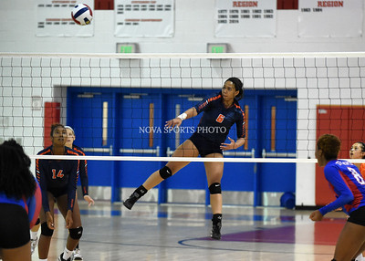 Volleyball: Briar Woods vs. TC Williams 8.27.15