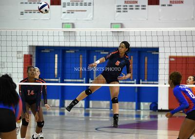 Volleyball: Briar Woods vs. TC Williams 8.27.15