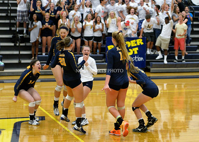 Volleyball: Briar Woods vs. Loudoun County 9.9.15
