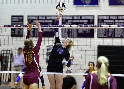 Volleyball: Broad Run vs. Potomac Falls 10.5.15