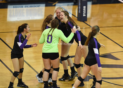 Volleyball: Broad Run vs. Potomac Falls 11.5.15