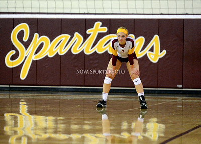 Volleyball: Chantilly vs. Broad Run 9.2.15