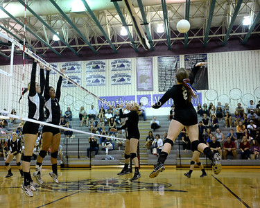 Volleyball: Dominion vs. Potomac Falls 9.11.14