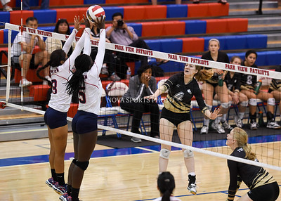 Volleyball: Freedom vs. Park View 9.27.16