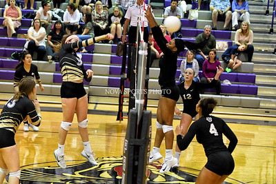 Volleyball: Freedom vs. Potomac Falls 9.18.17