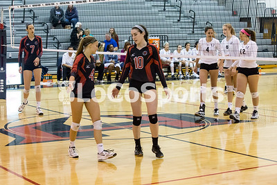 Volleyball: Heritage 3, Dominion 1 by Tim Gregory on October 25, 2016