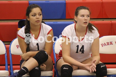 Volleyball:  Patriot JV 2, Park View JV 0 by Mary Beth Pittinger on September 28, 2015