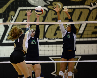 Volleyball: John Champe vs. Dominion 9.8.14