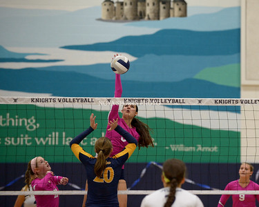 Volleyball: Loudoun County vs. John Champe 10.16.14