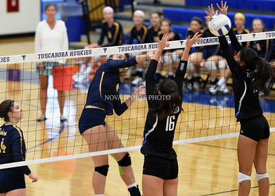Volleyball: Loudoun County vs. Tuscarora 8.25.15