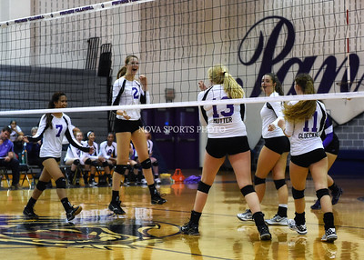 Volleyball: Loudoun Valley vs. Potomac Falls 9.15.15