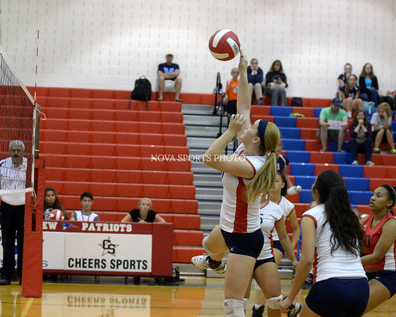 AW Volleyball Millbrook v Park View-1