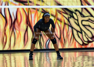 Volleyball: Millbrook vs. Rock Ridge 9.8.15