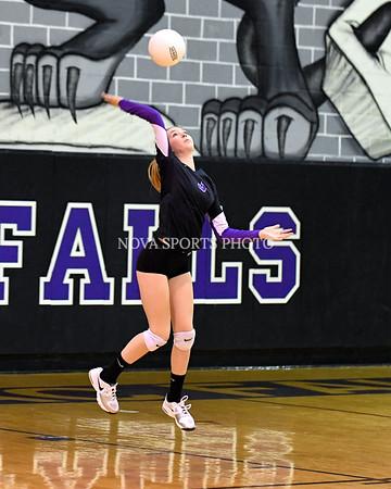 AW Volleyball North Stafford vs Potomac Falls-206