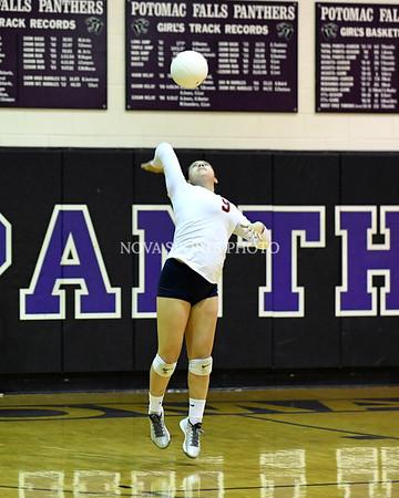 AW Volleyball North Stafford vs Potomac Falls-230