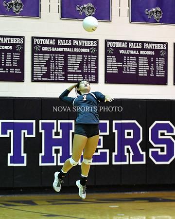 AW Volleyball North Stafford vs Potomac Falls-234