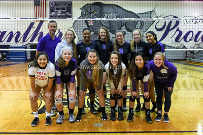 Volleyball: North Stafford vs. Potomac Falls 11.7.16