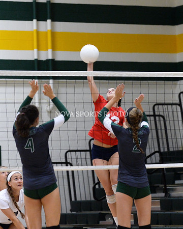 Volleyball: Patriot vs. Loudoun Valley 9.6.14