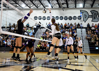 Volleyball: Potomac Falls vs. Dominion 9.28.15