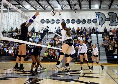Volleyball: Potomac Falls vs. Dominion 9.28.15