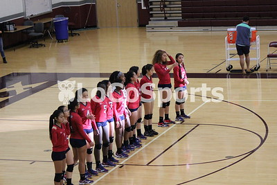 Volleyball: Rock Ridge 3, Park View 0 by Michael Pittinger on October 31, 2016