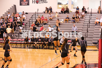 Volleyball: Rock Ridge 3, Heritage 2 by Tim Gregory on September 13, 2016