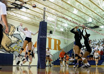 Volleyball: Stone Bridge vs. Briar Woods 9.29.15