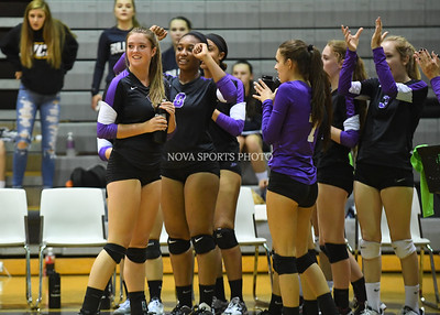 Volleyball: Stone Bridge vs. Potomac Falls 10.4.16