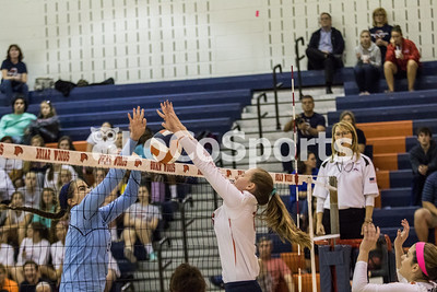 Volleyball: Stone Bridge 3, Briar Woods 0 by Robert Johnson on October 13, 2016