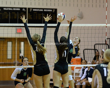 Volleyball: Woodgrove vs. Freedom 9.2.14