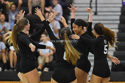 Volleyball: Potomac Falls vs. Dominion 9.6.16