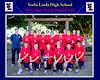 2013 junior varsity bb photo frame 8 x 10 - R2